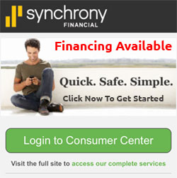Financing By Synchrony